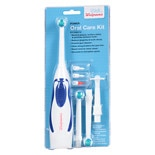 Walgreens Oral Care Power Toothbrush Kit