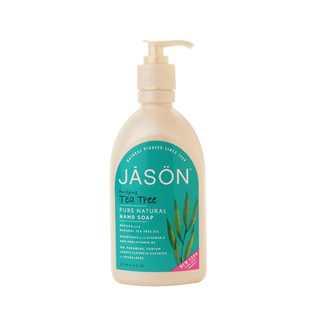 JASON Satin Soap Tea Tree