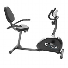 Avari R210 Magnetic Recumbent Bike