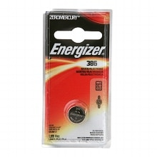 Energizer Watch/Electric Battery Size 386
