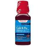 Walgreens Cold and Flu Relief Nighttime Cherry