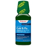 Cold and Flu Relief Nighttime Original
