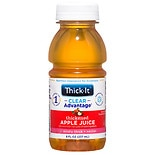 Thick-It AquaCareH20 Thickened Apple Juice 8 oz Bottle