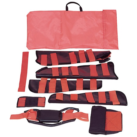Grafco Adult Fracture Kit Red