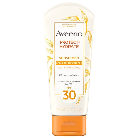 Aveeno Active Naturals Protect + Hydrate SPF 30 Lotion