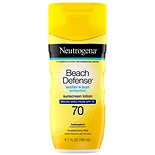 Neutrogena Beach Defense SPF 70 Lotion