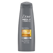 Dove Men+Care Fortifying Shampoo, Thickening