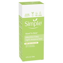 Simple Protecting Light Moisturizer SPF 15