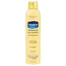 Vaseline Intensive Care Spray Moisturizer Essential Healing