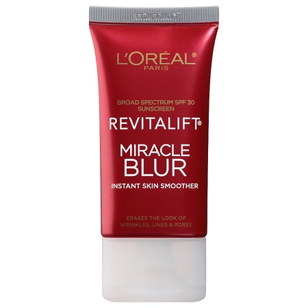 L'Oreal Paris Revitalift Miracle Blur Instant Skin Smoother Finishing Cream, SPF 30