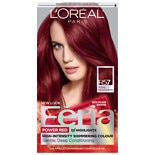 L'Oreal Paris Feria Power Reds High-Intensity Shimmering Colour Intense Medium Auburn/Cherry Crush (R57)