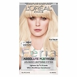 L'Oreal Paris Feria Absolute Platinum Advanced Lightening System Platinum