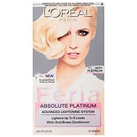 L'Oreal Paris Feria Absolute Platinum Advanced Lightening System Very Platinum