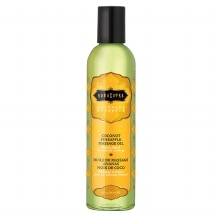 Kama Sutra Naturals Massage Oil Coconut Pineapple