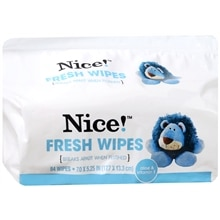 Flushable Moist Wipes Refill