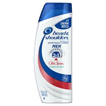 Head & Shoulders Old Spice 2-in-1 Anti-Dandruff Shampoo + Conditioner