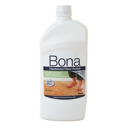 Bona Hardwood Floor Polish, High Gloss