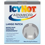 Icy Hot Advanced Pain Relief Patch