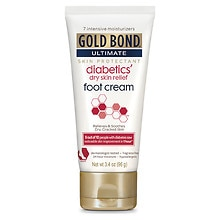 Gold Bond Diabetic Skin Relief Foot Cream