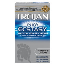 Pure Ecstasy Ultrasmooth Condoms