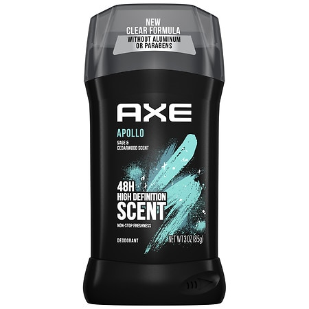 AXE Fresh 24 Hour Deodorant Stick Apollo