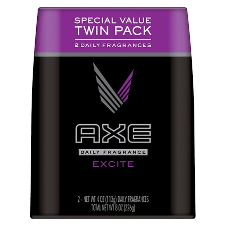 AXE Bodyspray Excite,Twin Pack