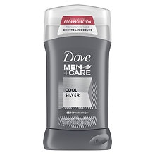 Dove Men+Care Non-Irritant Deodorant Cool Silver