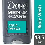 Dove Men+Care Body & Face WashAqua Impac
