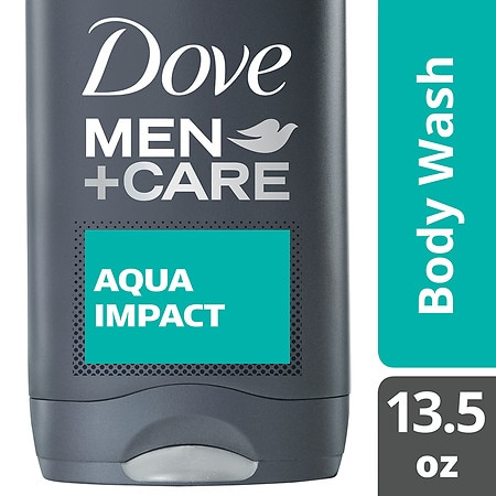Dove Men+Care Body and Face Wash Aqua Impact