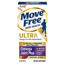Move Free One, Softgels