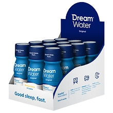 Dream Water Zero Calorie Sleep & Relaxation Shot nightTEA night