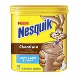 Nestle Nesquik Chocolate Powdered Milk