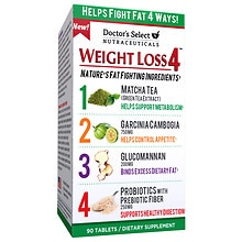 Dr.'s Select Weight Loss 4, Tablets