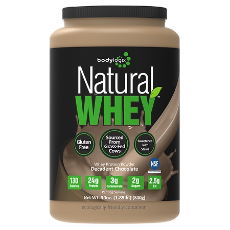Bodylogix Protein Powder Chocolate