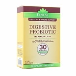 Finest Nutrition Digestive Probiotic Maximum Care, Capsules
