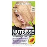 Garnier Nutrisse Ultra Color Ultra Lightening Blondes for Naturally Dark Hair Nourishing Color Creme LB2 Ultra Light Natural Blonde