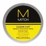 Clean Cut Styling Cream, Medium Hold / Semi-Matte