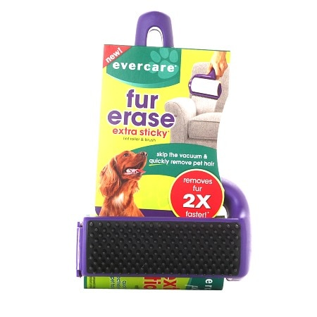 Evercare Pet Fur Erase T-Handle Roller