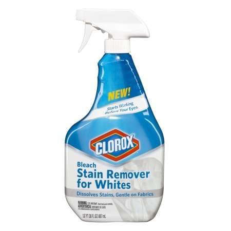 Clorox Bleach Stain Remover for Whites