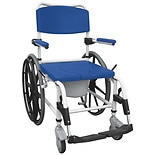 Drive Medical Aluminum Shower Commode Wheelchair