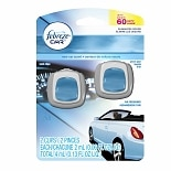 Febreze Car Vent Clips Air Freshener New Car