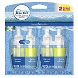 Febreze NOTICEables Air Freshener Refills, Twin Pack Alaskan Springtime