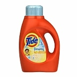Tide with Touch of Downy HE Liquid Laundry Detergent Sun Blossom