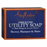 SheaMoisture Three Butters Utility Soap