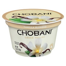 Chobani Non-Fat Greek Yogurt Vanilla