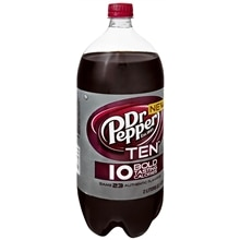 Ten Soda 2 Liter Bottle