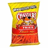 Chester's Fries Corn & Potato Snacks Hot Fries