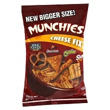 Munchies Munchies Snack Mix Cheese Fix