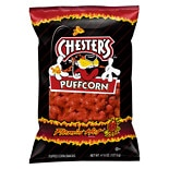 Frito Lay Puffcorn Hot