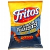 Fritos Flavor Twists Corn Snacks Honey BBQ
